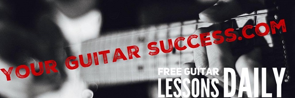 100% Free Guitar Lessons | Your Guitar Success.Com