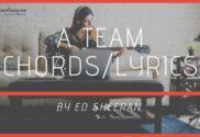 a team chords