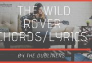 the wild rover chords