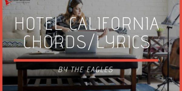 hotel california chords