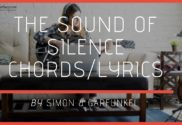 sound of silence chords