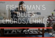 fishermans blues chords