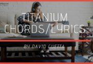 titanium chords