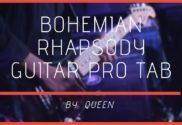 bohemian rhapsody guitar pro