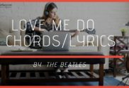 love me do chords
