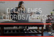 ocean eyes chords