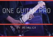 one guitar pro tab