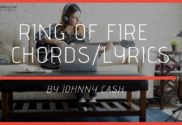 ring of fire chords
