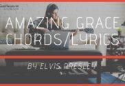 amazing grace chords
