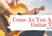 come as you are guitar tab