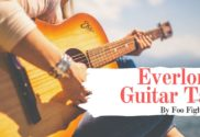 everlong guitar tab