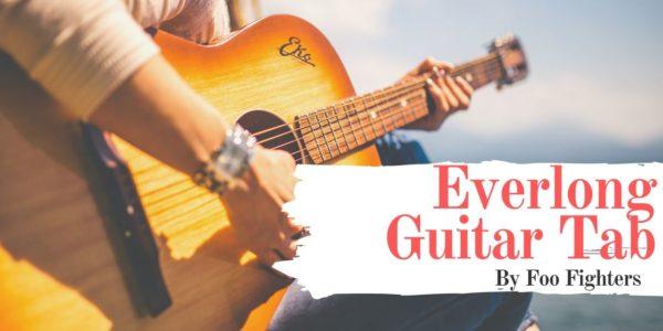 everlong guitar tab