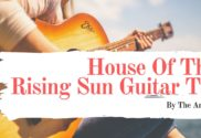 house of the rising sun guitar tab