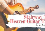 stairway to heaven guitar tab