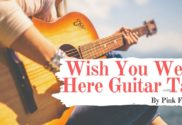 wish you were here guitar tab