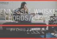 tennessee whiskey chords