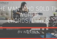 the man who sold the world chords