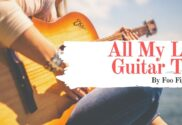 all my life guitar tab