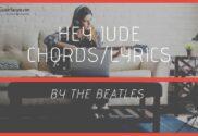 hey jude chords
